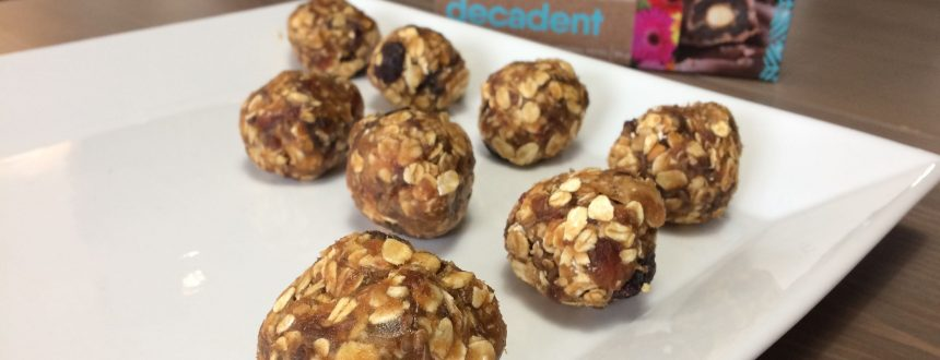 No-Bake Energy Balls | Power Dates