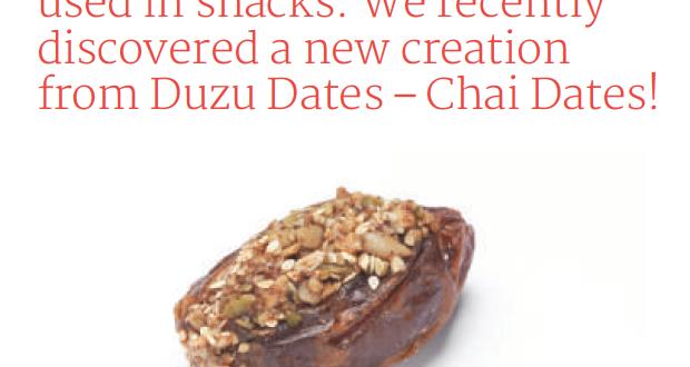 Chai-mazing in Culinaire Magazine
